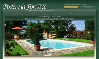 Agriturismopoderelafornace.com