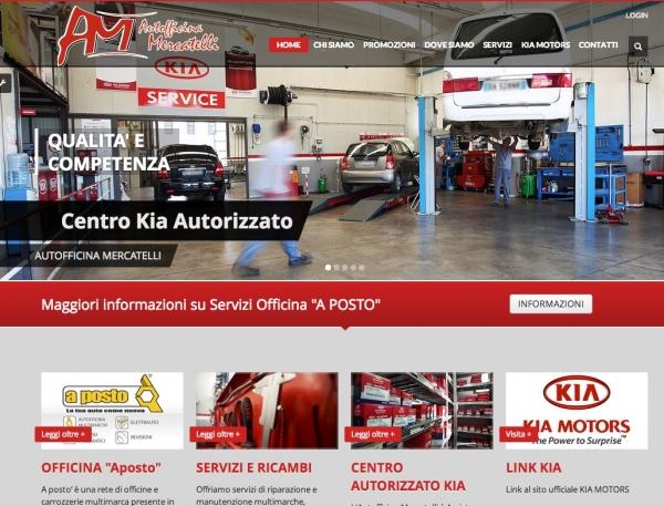 Autofficinamercatelli.com