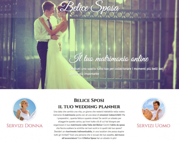Belicesposa.it