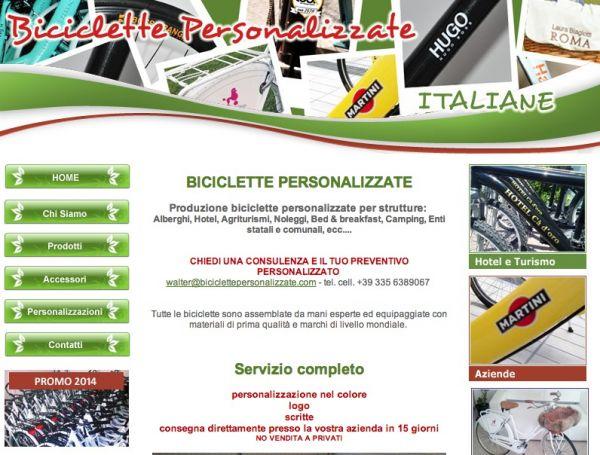 Biciclettepersonalizzate.com