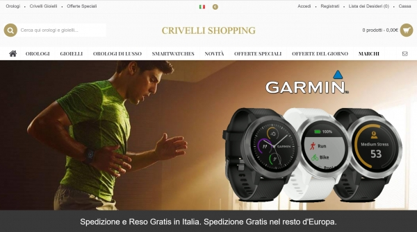 Crivellishopping.it