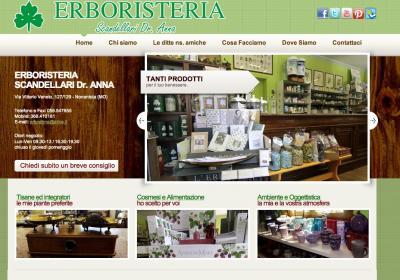 Erboristeriascandellarianna.it