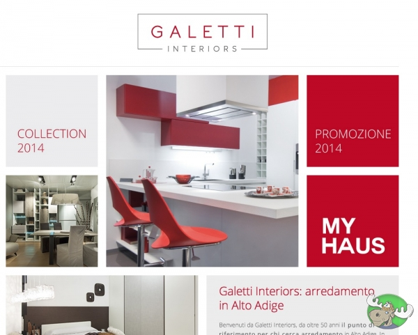 Galetti-interiors.it