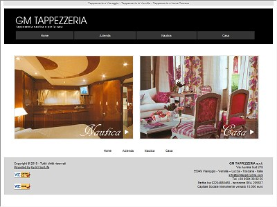Gmtappezzeria.com