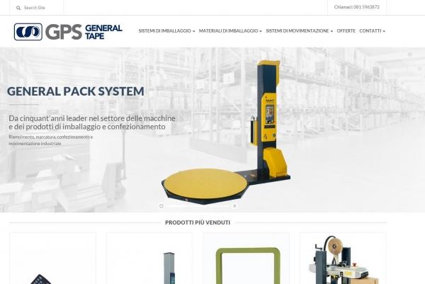 Gpsgeneraltape.com