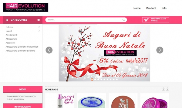 Hairevolution-prodotti.com