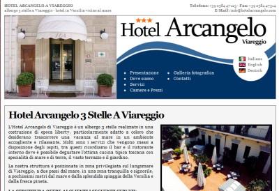 Hotelarcangelo.com