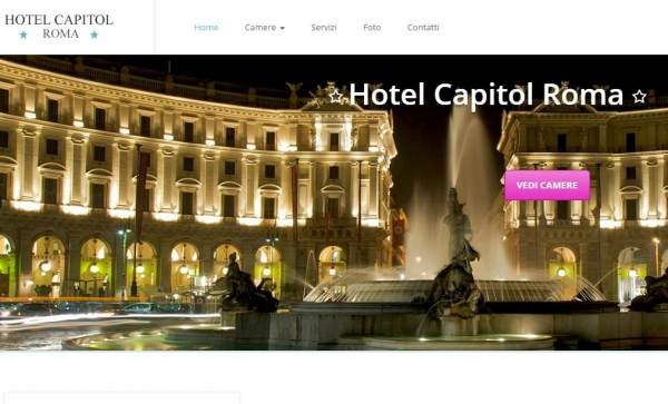 Hotelcapitolroma.it