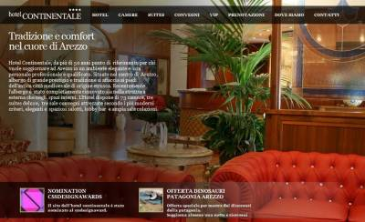 Hotelcontinentale.com