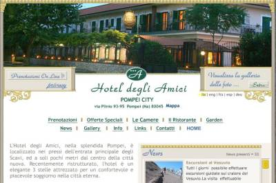 Hoteldegliamici.it