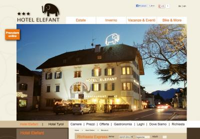 Hotelelefant.it