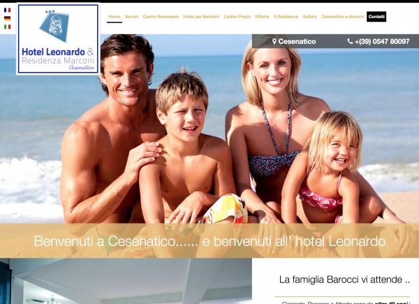Hotelleonardo.ch