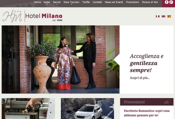 Hotelmilano-lucca.it