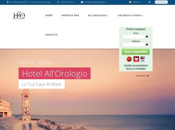 Hotelorologiocaorle.com