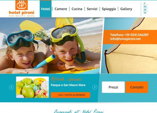 Hotelpironi.net