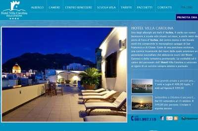 Hotelvillacarolina.it