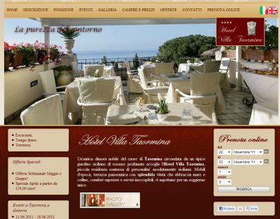 Hotelvillataormina.com