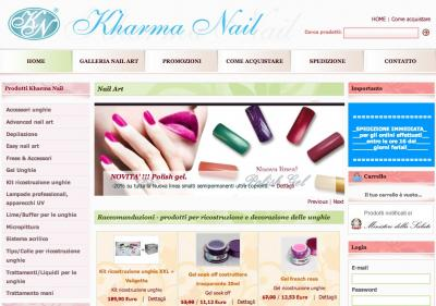 Kharma-nail.com