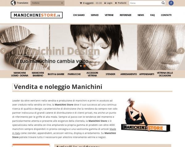 Manichinistore.it