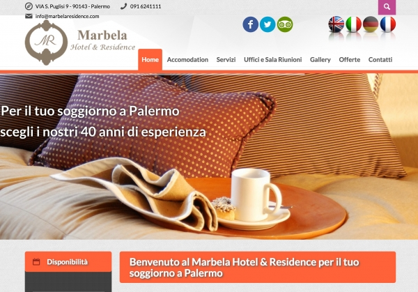 Marbelaresidence.com