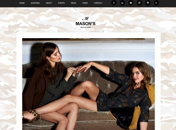Masonsfortedeimarmi.com