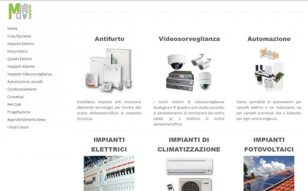 Mdimpianti.net