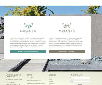 Mussnergardendesign.it
