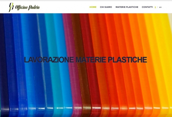 Officinepadrin.com