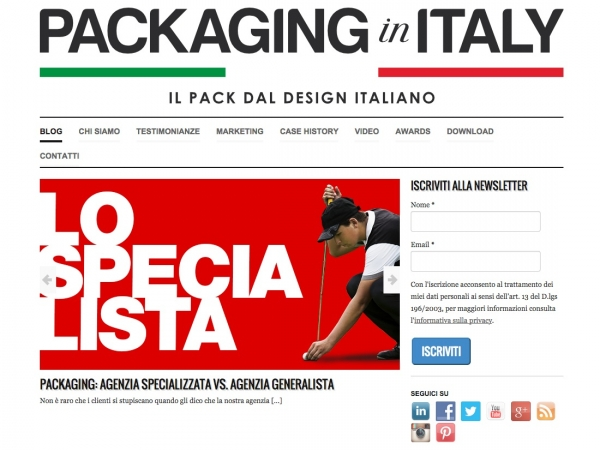 Packaginginitaly.com