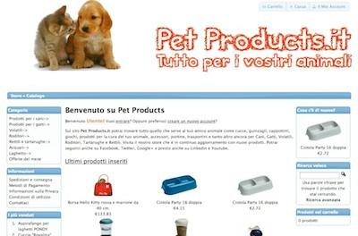Petproducts.it