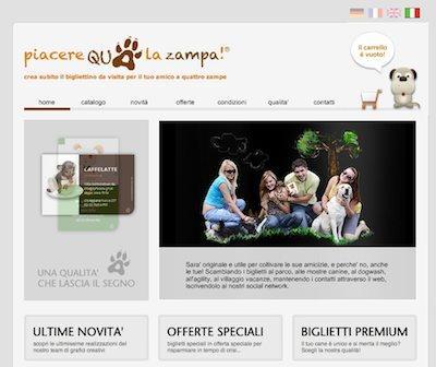 Piacerequalazampa.com