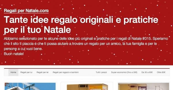 Regalipernatale.com