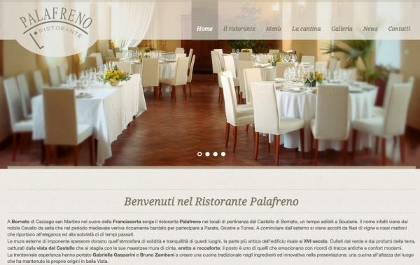 Ristorantepalafreno.com