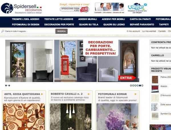 Spiderselldecoration.com