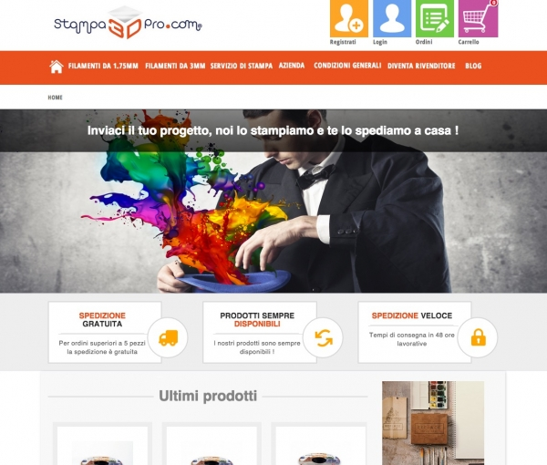 Stampa3dpro.com