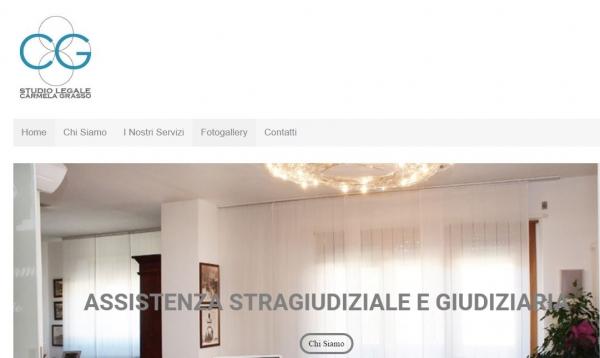 Studiolegalecarmengrasso.com