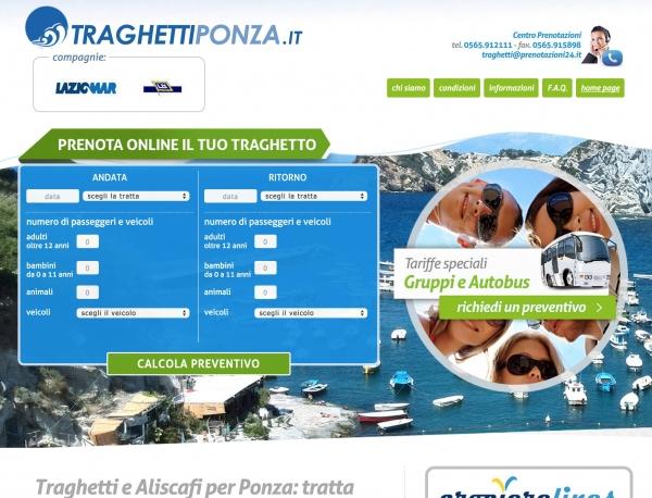 Traghetti-ponza.it