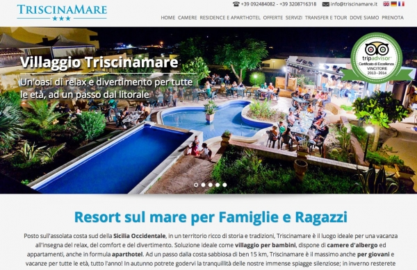 Triscinamare.it