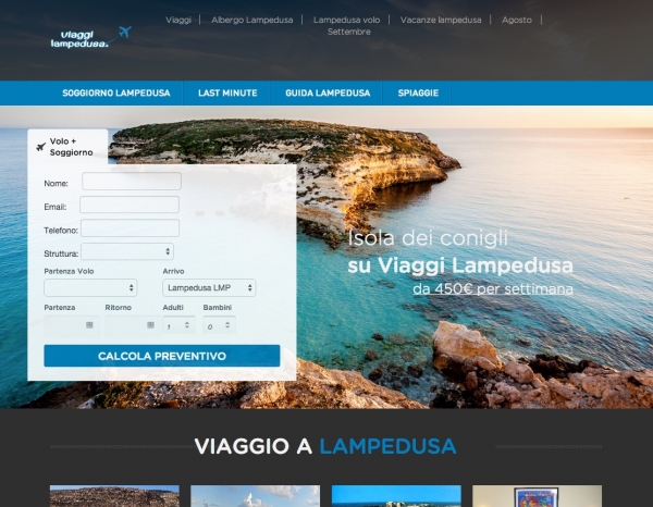 Viaggilampedusa.it
