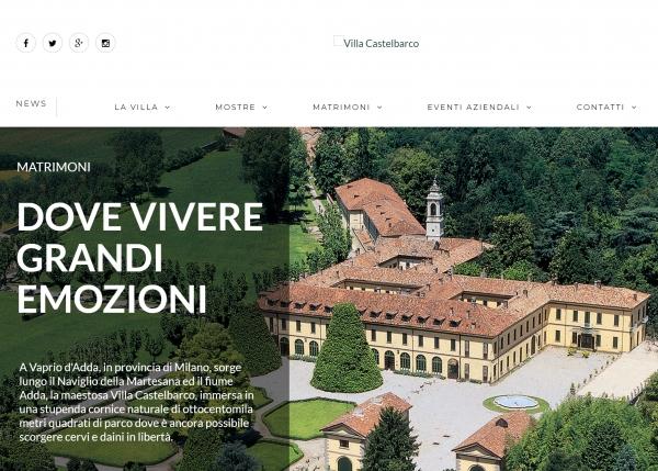 Villacastelbarco.com