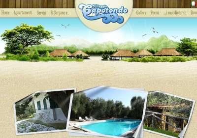 Villaggiocapotondo.com
